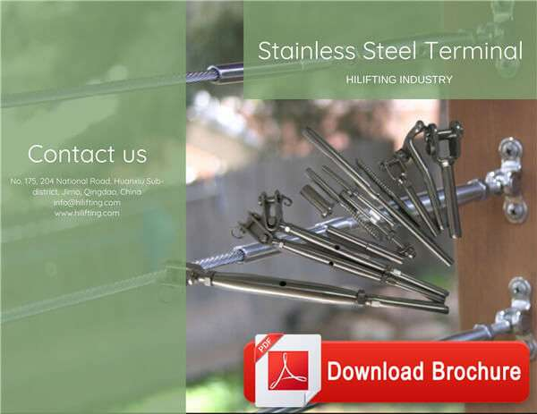 Stainless Steel Terminal Download