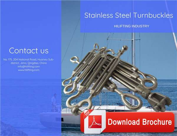 Stainless Steel Turnbuckles Download