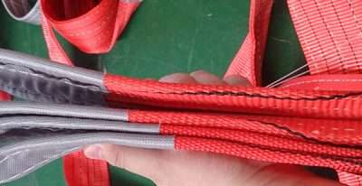 Synthetic Web Sling Plies